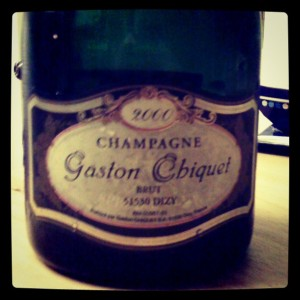 2000 Gaston Chiquet Special Club
